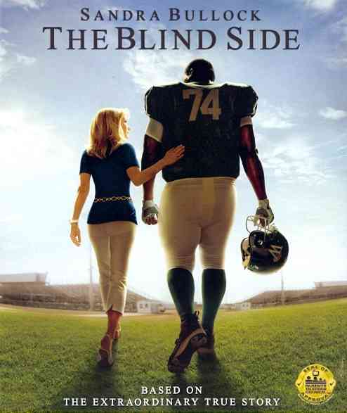 BLIND SIDE BY BULLOCK,SANDRA (Blu-Ray)
